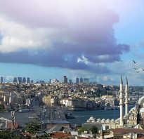 Что посмотреть в Стамбуле за 3 дня