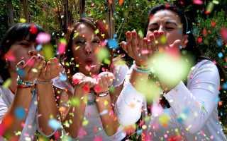 Что дарят на девичнике невесте