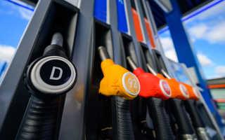 Когда упадут цены на бензин в России