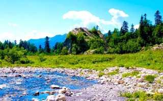 Какой климат в Краснодарском крае