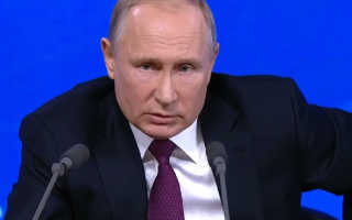 Знает ли Путин английский язык