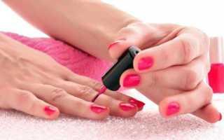 Что означает красить ногти во сне