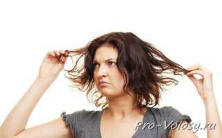 Почему волосы медленно растут