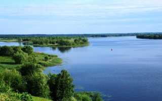 Использование реки волги человеком