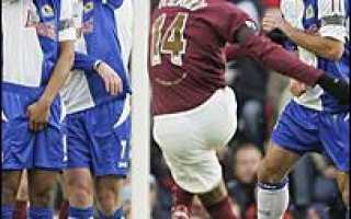 Как сделать крученый удар в футболе