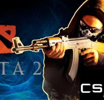Что лучше Dota 2 или CS GO