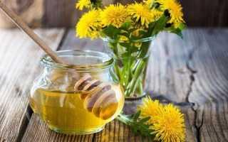 Как приготовить мед из одуванчиков