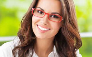 Как красиво выглядеть в очках