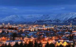 Какой уровень жизни в Исландии