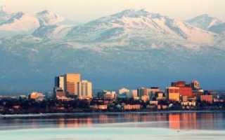 Какие города есть в Аляске