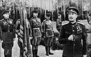 Как погиб генерал Черняховский