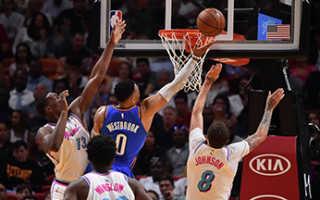 Что такое трипл дабл в баскетболе