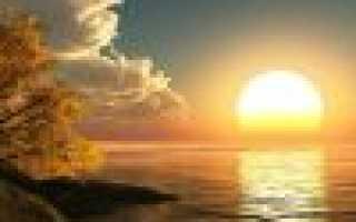Где встает солнце в Австралии